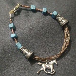 Jewelry - Authentic horsehair bracelet
